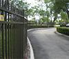 Aluminum Rail Fencing - Gallery 1