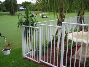 What Are My Aluminum Fence Options In Broward County