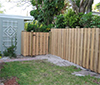 Residential Executive Shadow Box Fence